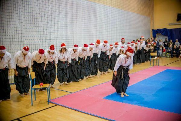 X Mikołajkowy Turniej Kata z udziałem 200 zawodniczek i zawodników z 9 klubów