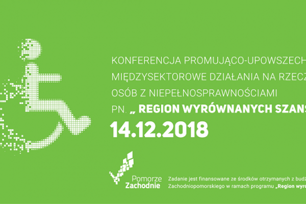 Plakat - Regionalny Ośrodek Polityki Społecznej serdecznie