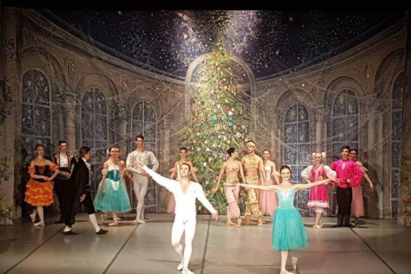 Tancerze baletu Imperial Lviv Ballet z Petersburga - Dziadek do orzechów (4)