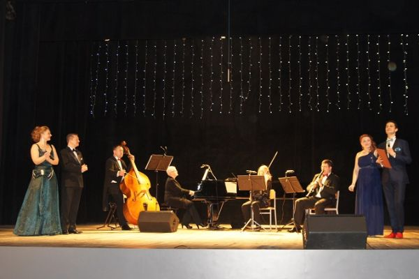 Koncert wiedeński NOWOROCZNY