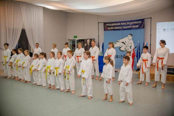 Podsumowanie Roku Sportowego Klubu Karate Tradycyjnego Wałcz