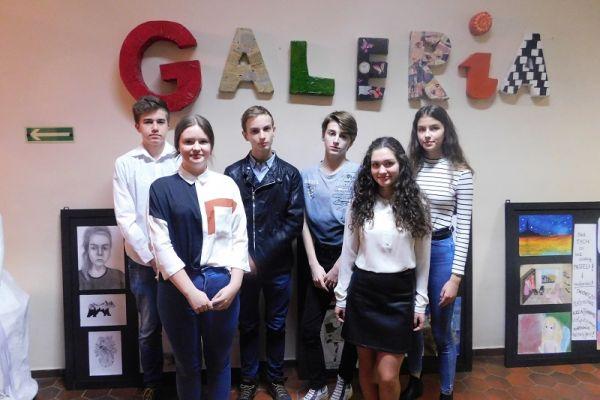 6 finalistów Wojewódzkich Konkursów Przedmiotowych