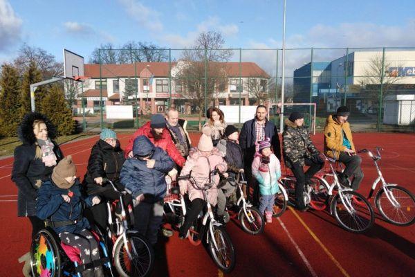 Wypożyczalnia rowerów rehabilitacyjnych w Wałczu już otwarta!