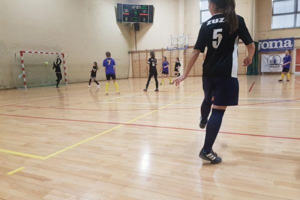 I Turniej Piłkarski dziewcząt o puchar Burmistrza Miasta Wałcz