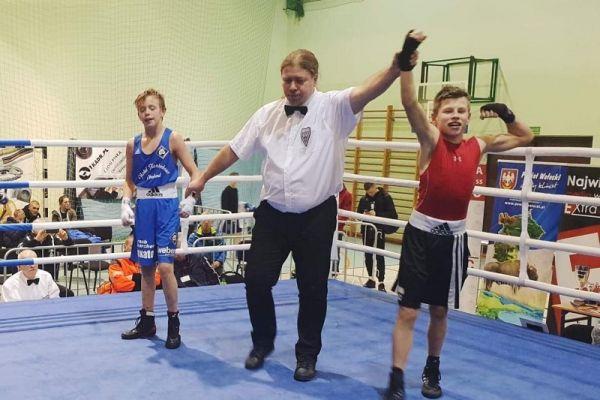 5 Turniej Bokserski Korona Wałcz