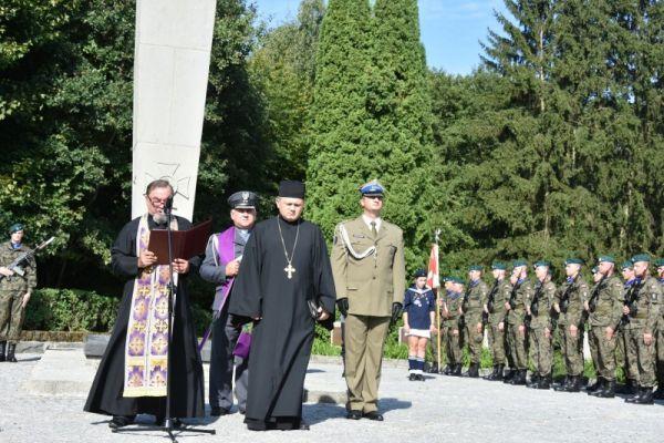 Przemówienie księdza prawosławnego