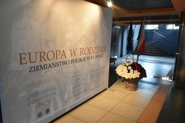 Wystawa Europa w rodzinie