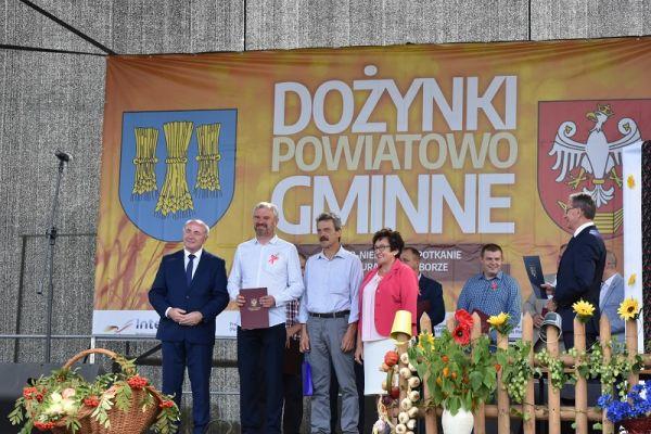 Przedstawiciele władz samorządowych