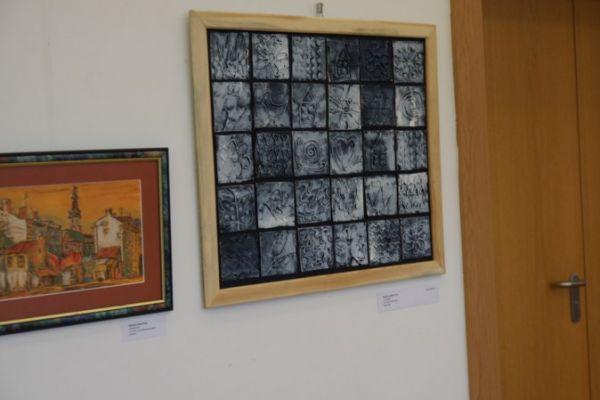 wystawa prac artystycznych