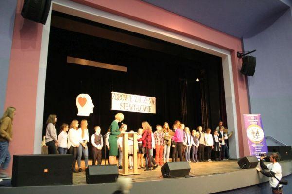 wystęwy na sali widowiskowej WCK