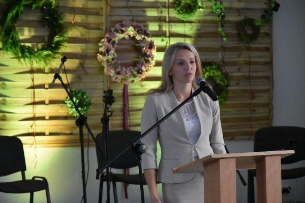 Katarzyna Rejniak- członek NSZZ Solidarność Wałcz