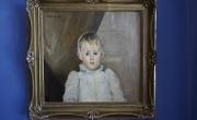 Portret małego Rafałka