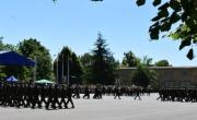 przysięga wojskowa II Turnusu Służby Przygotowawczej 100 Batalionu Łączności w Wałczu